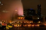 Buckingham Fountain Zoom Gold